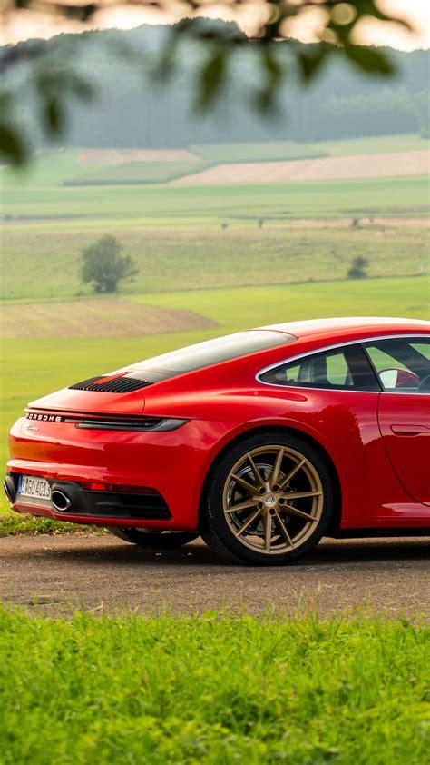 Wallpaper Porsche 911 (922) Carrera Coupe, 2020 cars, 5K ...