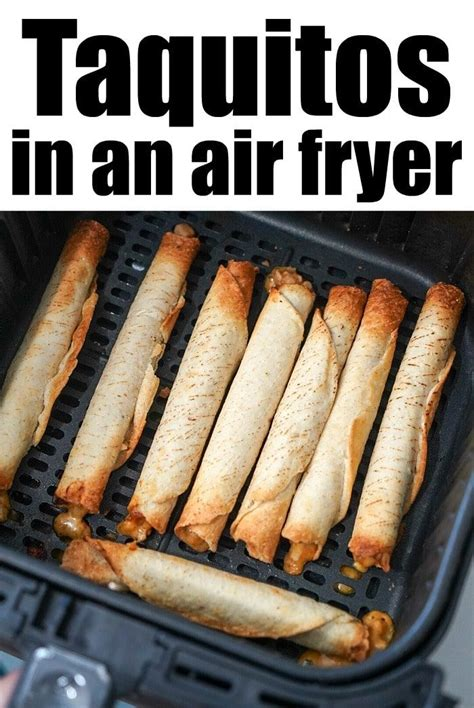 frozen air taquitos fryer temeculablogs way chicken pressure minutes fry recipes