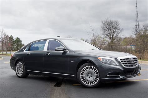 2017 Mercedes-benz Maybach S 600