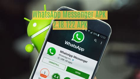 update of whatsapp messenger apk 2 122 apk for android