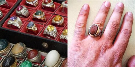 this is what islam says about wearing gemstones and rings in one s fingers
