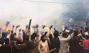 CAN A MOB BE CONTROLLED? - DAWN.COM