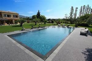 piscine bords miroir piscines diffazur With piscine miroir a debordement 2 constructeur de piscines belgique piscines beton arme