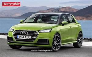 Auto Nouveauté 2018 : future audi a1 cinq portes pour tous l 39 automobile magazine ~ Medecine-chirurgie-esthetiques.com Avis de Voitures