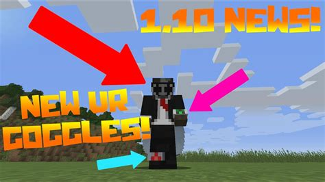 New Minecraft 110 Snapshot ( Minecraft Official Update