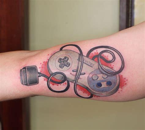 Inked Wednesday 26 Geeky Tattoos By Jeffrey Meyer
