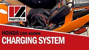 How To Test The Charging System On A Honda Cbr 600 Rr