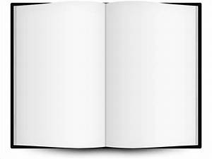 Blank Open Book Template White Tablet Pc - ClipArt Best ...