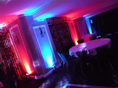 Mood lighting hire wedding dj wedding disco