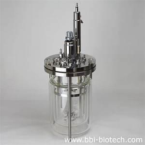 Glasgefäß Mit Deckel : 2l doppelmantel glasgef komplett mit stativ deckel einbauten bioreaktor ersatzteil bbi ~ Eleganceandgraceweddings.com Haus und Dekorationen