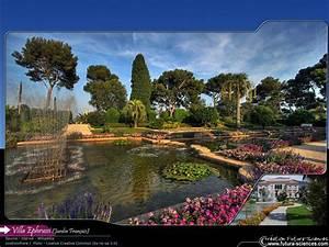 Fond d39ecran villa ephrussi for Forum plan de maison 12 fond decran paysage feerique