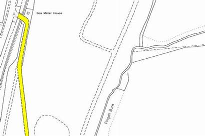 Area Bay Map Site Outline Servitude Hectares