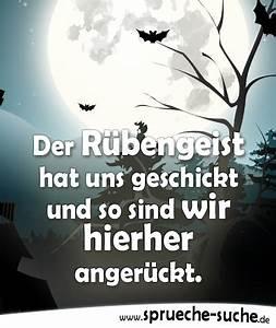 Gruselige Halloween Sprüche : halloweenspr che der r bengeist hat uns geschickt spr che suche ~ Frokenaadalensverden.com Haus und Dekorationen