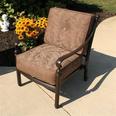 heavy duty patio furniture 5 southwind seating patio set 1699 by