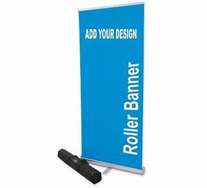 pop up roller banners