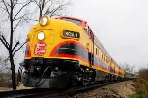 Kansas City Southern Passenger Train