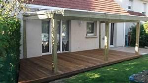 27 lastest veranda pergolas pour terrasse for Terrasse pergola