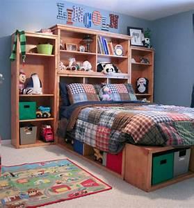 PDF DIY Twin Bed Bookcase Headboard Plans Download trestle