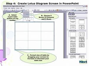 Interactive Lotus