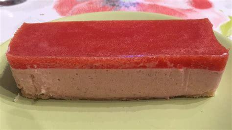hervé cuisine bavarois bavarois aux fraises ô délices de nanou