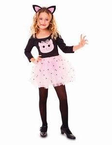 Deguisement Chat Fille : d guisement chat rose fille d guisement enfant ruedelafete ~ Preciouscoupons.com Idées de Décoration
