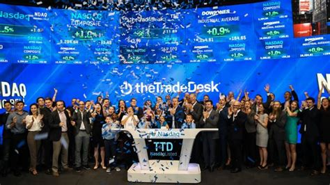 the trade desk ipo investor 39 s business daily stock news stock market