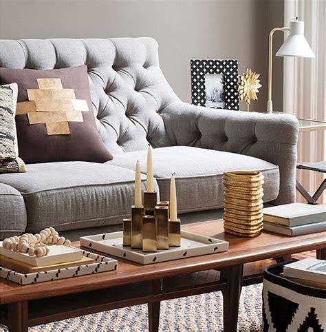 Nate Berkus Sofa by Nate Berkus For Target Fall 2013 Collection Design Sponge