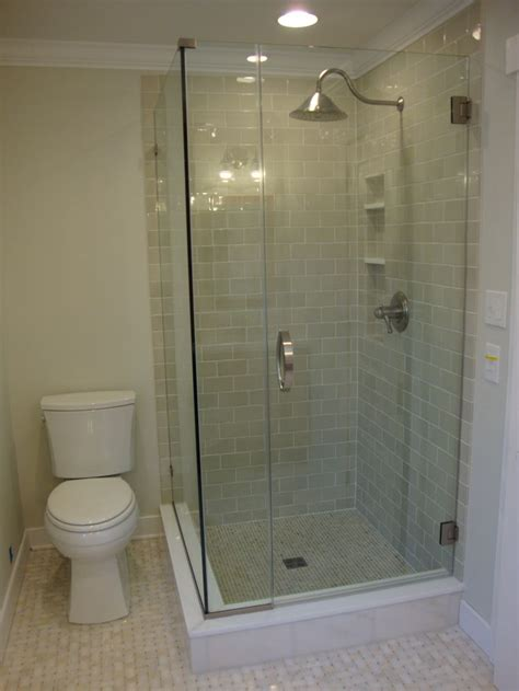 What Are Shower Walls Made Of - avenue centrale en suite frameless glass shower wall