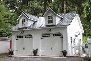 two car garage with metal roof home desain 2018 With 2 story metal garage