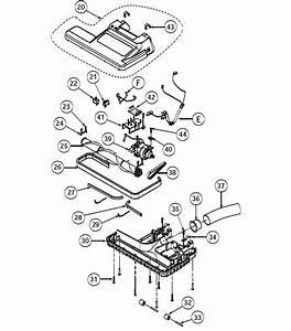 Proteam Proforce 1500 Vacuum Parts
