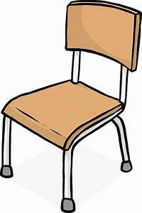 School Chair Clipart - ClipArt Best