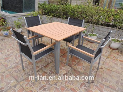 cheap aluminum and polywood outdoor furniture buy