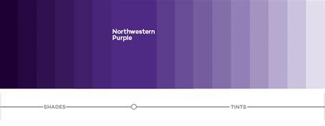 Color Brand Tools  Northwestern University