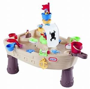 Table Jeux D Eau : table de jeux d eau bateau pirate little tikes jeu d ~ Melissatoandfro.com Idées de Décoration