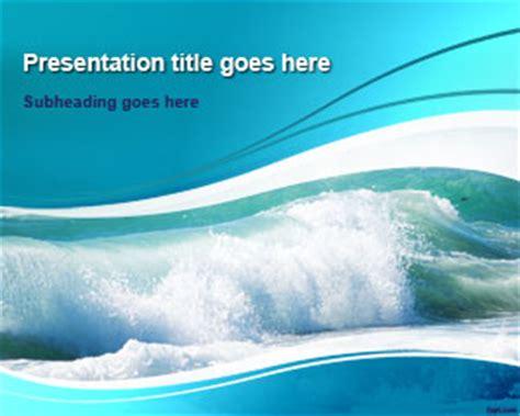 ocean powerpoint templates