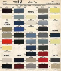 cruiser color codes fj specifications toyota land