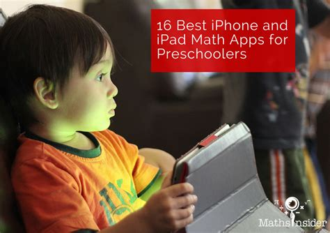 the 16 best iphone and math apps for preschoolers 914 | MATHS INSIDERS bloggs 5 1024x722