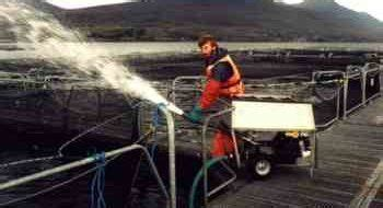 fish farm equipment seawinch