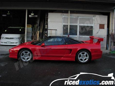 how to make a ferrari out of an acura nsx 20 pics