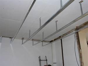 Pose D Un Faux Plafond En Ba13 : quel est le prix pose faux plafond nos conseils ici ~ Melissatoandfro.com Idées de Décoration