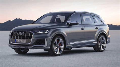 2020 Audi Sq7 Tdi Arrives With Fresh Design, Torque-rich