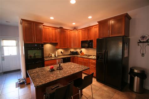 kitchen cabinets st louis kitchen cabinet before after photos st louis mo