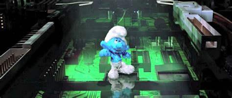 Watch Kevin James Learn His Big Smurf Moment In Pixels