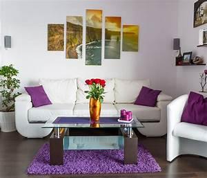 25 creative canvas wall art ideas for living room ideas for Creative painting ideas for living rooms