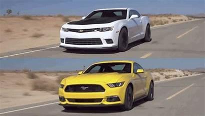 Camaro Mustang Gt Ss Pack Performance Better