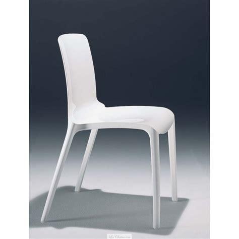 chaise moderne blanche chaise design blanche et chaises casprini