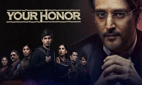 Your Honour On Sony Liv app: Jimmy Sheirgill Is Outstanding In This Courtroom Drama
