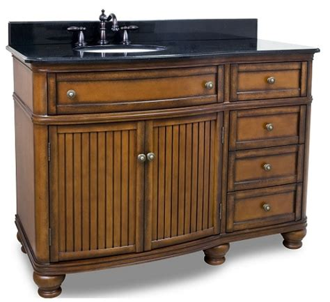 Bathroom Vanity With Center Sink by Homethangs Has Introduced A Guide To Asymmetrical