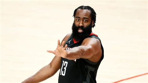 James Harden Trolled For His Weight: