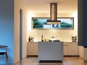 Kleine Küche Mit Insel : kleine k che mit zentraler insel oder bar 24 ideen haus best ~ Sanjose-hotels-ca.com Haus und Dekorationen